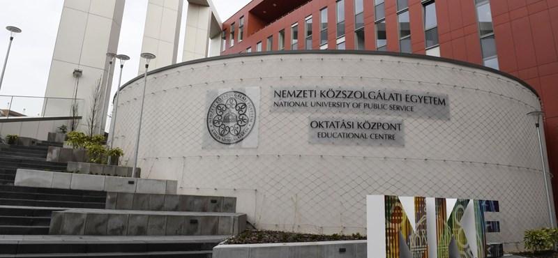 Újra milliárdokat kap fejlesztésre a Nemzeti Közszolgálati Egyetem