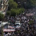 Kimondta a bíróság: bűnszövetkezet a görög neonáci párt, az Arany Hajnal