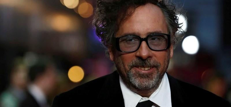 Volt egyszer egy filmes zseni, úgy hívták, hogy Tim Burton
