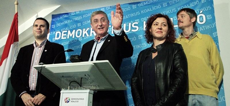 Bírálta pártját, majd kilépett a DK-ból Kerék-Bárczy Szabolcs