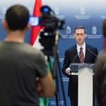 Varga örülne, ha az IMF vezérigazgatója gratulálna Magyarországnak