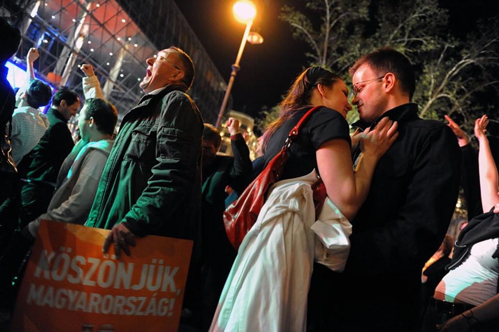 Fidesz buli nagyítás választás