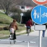 Összekötik Tatabánya kerékpárútjait