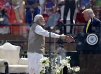 Trump nem érte el fő célját Indiában