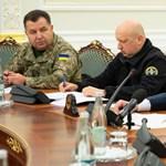 A távozó ukrán államfő kisstílű bosszúja