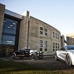 Az új DB9-essel ünnepli magát az Aston Martin