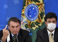 A brazil elnök egyszerűen nem tudja elfogadni, hogy tombol a koronavírus-járvány