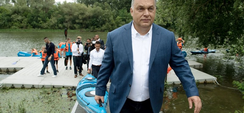 Orbán: A sportberuházások erősítik a hazaszeretetet