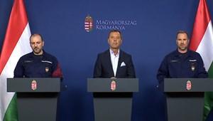Operatív Törzs: Megnyílt a határ a Bulgáriából érkező magyarok előtt is