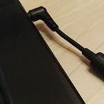Amit csak kevesen tudnak: mégis miért van az a fura kis henger minden laptoptöltő kábelén?