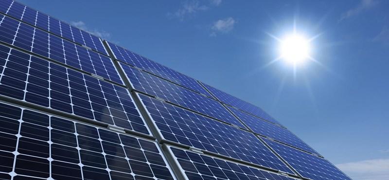 Ilyen az ingyenáram: annyit termeltek napenergiával, hogy 0-ra vitték az áram árát