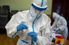Egy nap alatt 135 koronavírusos beteg halt meg Magyarországon