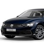 14,6 millió forinttól indul itthon a zöld rendszámos új VW Passat