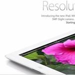 Igazunk lett: mától árulják az új iPadet