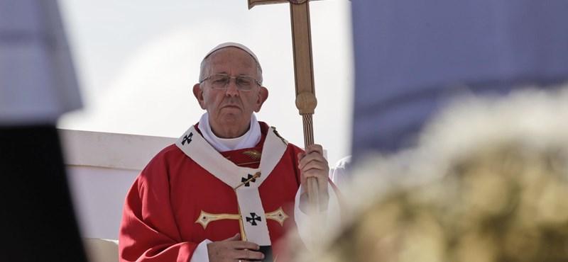 A pápa utasítására nem szavazhatott a zaklatási ügyek kivizsgálásáról az amerikai püspöki konferencia