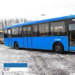 Égszínkékek lesznek a BKV buszai