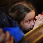 Kevesebb gyerek jár templomba a klikes hittanórák óta