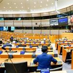 Felhatalmazási törvény és uniós pénzek felfüggesztése: Magyarországról vitázott az EP