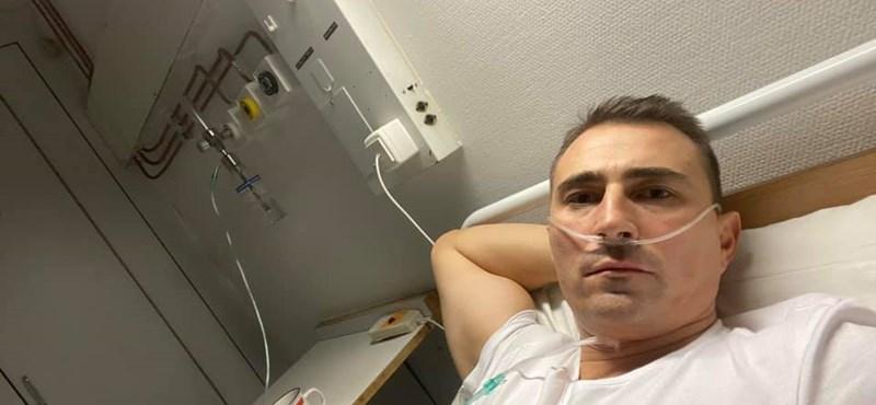 """""""Kinullázta a vírus az immunrendszeremet"""" - mondta Csepel polgármestere"""