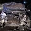 Óriási ütközést rögzített egy autó fedélzeti kamerája az M7-esen