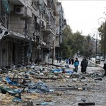 Újraindult Kelet-Aleppó evakuálása