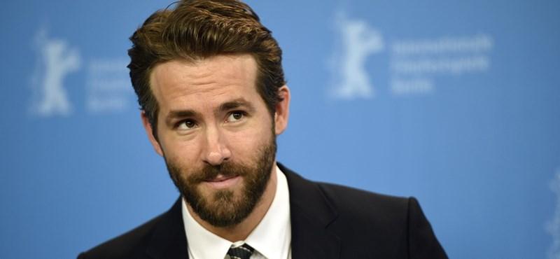 Paparazzo gázolta el Ryan Reynoldsot
