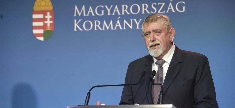 Kásler visszaszólt a Magyar Orvosi Kamarának
