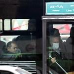 Koronavírus: már 9000 fertőzött van Iránban, 350-nél is többen haltak meg