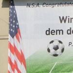 A nap mémje: Az NSA is gratulál a német csapatnak