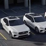 Sportos svédek: itt a 400+ lóerős Volvo XC60 és V60 Polestar