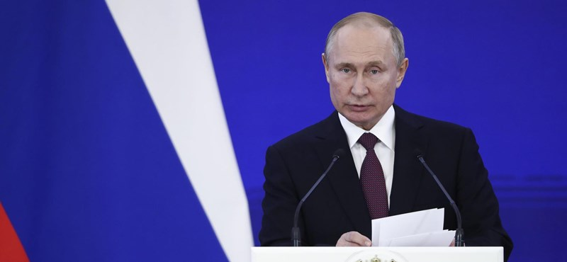 Putyin is a népszaporulatért küzd, és alkotmánymódosítást javasol