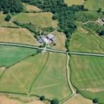 Az aszály fedte fel az elveszett római emlékeket Walesben