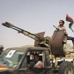 Elégedett a NATO a líbiai fejleményekkel