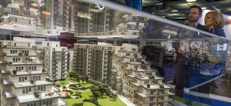 Jövőre mérséklődhet az ingatlanok drágulásának az üteme