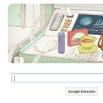 Fotó: Douglas Adamsre emlékezik ma a Google