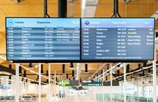 600 képernyőn látszik az a reptéri rendszer, amit most lecserélt a Budapest Airport