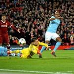 Fél óra elég volt, hogy lelépje a Cityt a Liverpool
