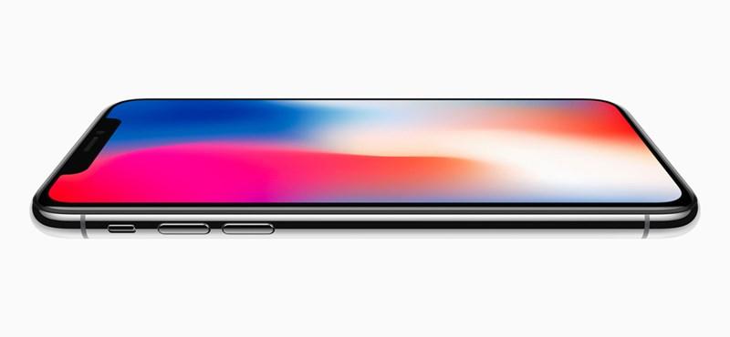 Megvan, hogy miből mennyi lesz az iPhone X-ben
