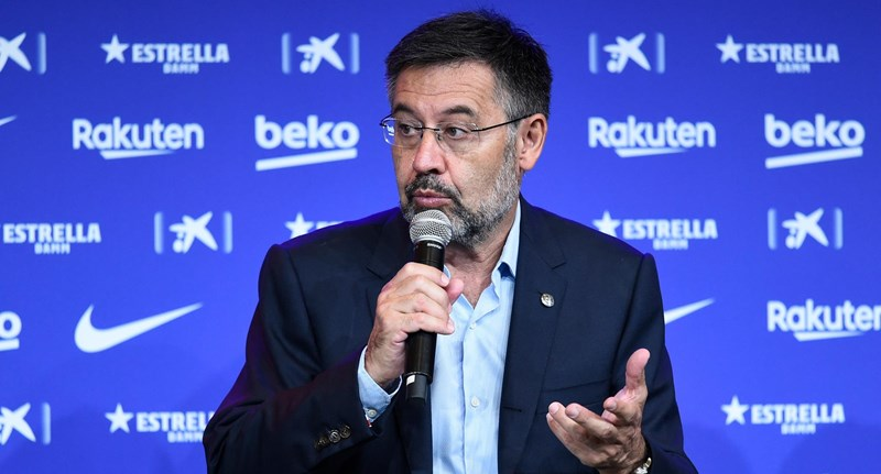 Szabadlábra helyezték a Barcelona volt elnökét