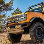 Májusban kezdődik az új Ford Bronco gyártása