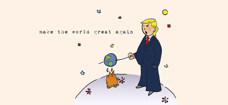 Klíma. Katasztrófa? Globális akasztófa? – Ezek az idei legjobb ARC-plakátok