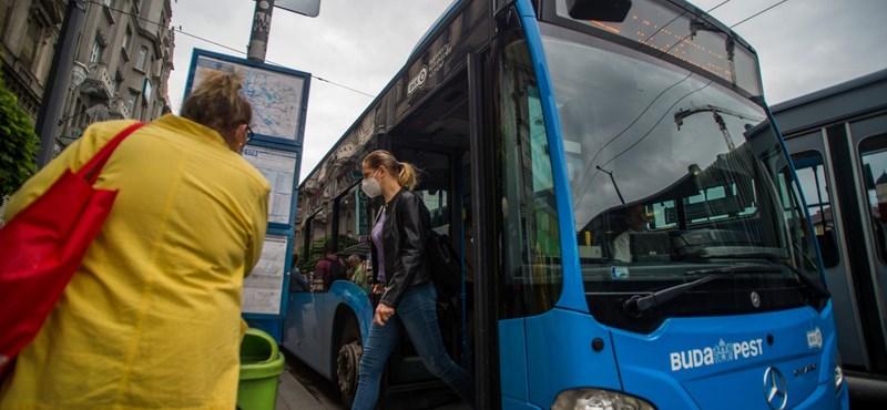Nyomoz a rendőrség a BKV visszavont busztendere miatt