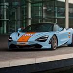 20 nap alatt, kézzel festik készre a legújabb McLarent