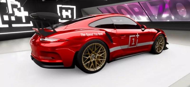 Nem lesz olcsó, de a Porsche-rajongók kedvelni fogják az új OnePlus-telefont