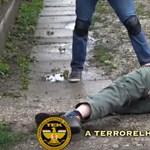 Illegális fegyvertartókra csapott le a TEK – videók