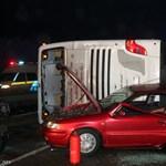 Arányaiban a buszsofőrök okozzák a legtöbb sérüléses balesetet