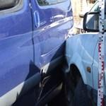 Csak beugrott a húsboltba a budapesti sofőr, azonnal ellopták az autóját
