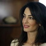 Clooney felesége képviseli a jazidi nőket az Iszlám Állammal szemben