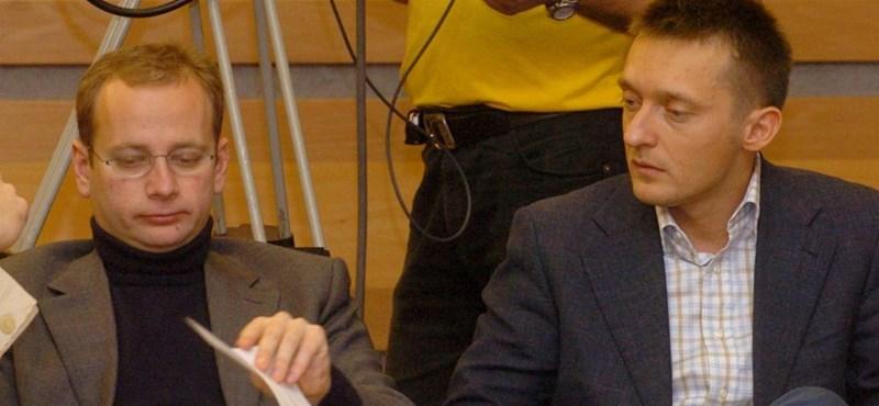 Visszatért és az energiapiacon terjeszkedik Kertész Balázs, Rogán Antal jobbkeze
