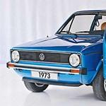 Egyetlen a negyvenmillióból a tolóajtós Volkswagen Golf